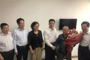【关注】省政府副省长方光华一行走访慰问我市医养结合机构和在院老人