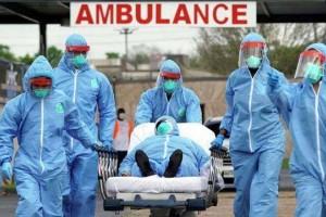 美国累计确诊超36.8万例累计逝世逾1.1万例