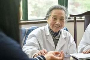 百岁女国医朱南孙终身不必补品至今身体棒摄生诀窍让人叹服